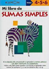 Mi Libro de Sumas Simples (2009, Paperback)