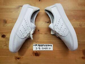 NWT Adidas Coronado Soft White Leather Athletic Shoes - EG8348 Men's Size 9
