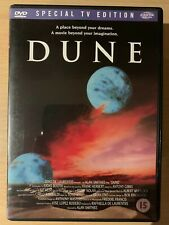 Dune DVD 1984 David Lynch / Frank Herbert Sci-Fi Uncut Extended TV Version
