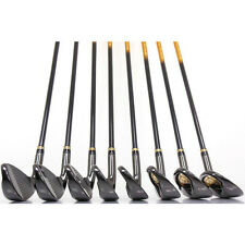 AUTH NEW MUTSUMI HONMA MH708X SPECIAL IRONS 8 SET #5-9,P,A,S (R) GOLF