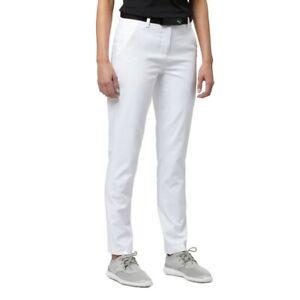 NWT Puma Golf Women's Pounce Pant Bright White You Pick Size 0 2 4 6 8 10 12 14