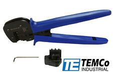 TEMCo Solar Crimper Tool PV Terminal Crimping Solar Panel Crimp Connector