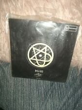 "HIM ""Solitary Man"" 7"" SEALED Type O Negative CKY Sisters of Mercy Bauhaus H.I.M"