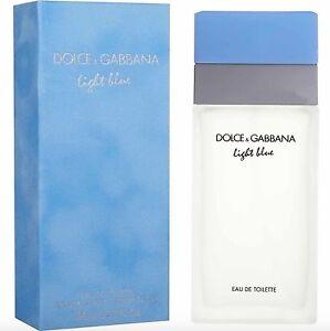 Dolce & Gabbana Light Blue for Women 100mL EDT Spray Perfume COD PayPal
