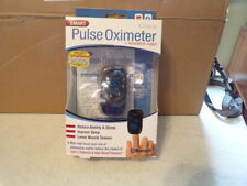 NIB ICHOICE SMART PULSE OXIMETER AND RELAXATION COACH 1.0 BLUETOOTH 0X200