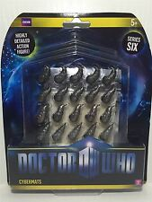 Doctor Who 20 x CYBERMATS With FLESH - Dr -  NEW