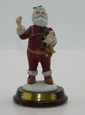 Duncan Royale Nast History of Santa Claus Collector Edition