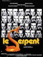 Le serpent Henry Fonda Henri Verneuil movie poster print