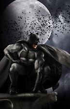 Batman Dark Knight Fine Art Print