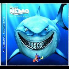 Finding Nemo Soundtrack Thomas Newman CD 2003 Disney FAST USA SHIPPING SEALED