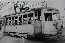 USA091 - BUTLER STREET RAILWAY Co TROLLEY No34 PHOTO Pittsburgh Pennsylvania USA