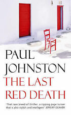 Paul Johnston The Last Red Death Very Good Book