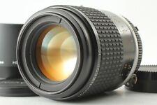 【NEAR MINT+】 Nikon Ai-s Micro Nikkor 105mm f/2.8 Manual MF Macro Lens Japan 1659