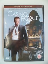Casino Royale Single Disk Edition (DVD, 2012) Judi Dench, Daniel Craig