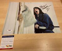 Shelley Duvall The Shining Autographed Signed 11X14 Photo PSA/DNA COA Horror