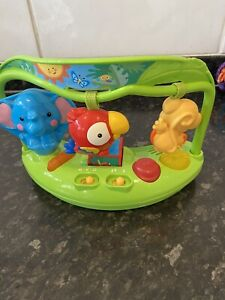 Fisher Price Rainforest Jumperoo Spare Parts - Musical Toy All Working