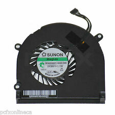 "CPU Cooling Fan for NEW APPLE MACBOOK PRO UNIBODY 15"" A1286 RIGHT SIDE 661-4951"