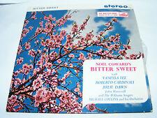 Noel Coward 'extraits de Bitter Sweet 1958 EP je vais vous revoir/si vous