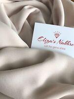 Plain Chiffon Hijab In A Solid Straw Colour