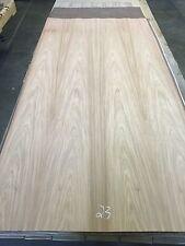 """Wood Veneer Hawaiian Koa 48x98 1 Piece 10Mil Paper Backed """"EXOTIC"""" CAL 23"""