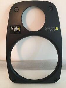 KRK VXT8 Front Panel