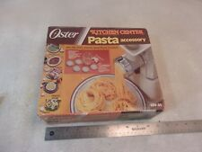 Oster Kitchen Center Pasta Accessory 939-65 NEW with box  Vintage NOS