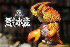 MASTER THE GIANT CLAWS 13CM Vinyl Toys **PRE ORDER* Designer Toys lobster Maguro