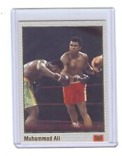 70) MUHAMMAD ALI  Boxing 1991 AW Sports Card #69 *GOLD STAMPED* LOT