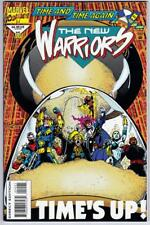 The New Warriors #50 - 1994 - Marvel - Glow In The Dark Cover