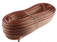 1000 FT High Performance TRUE 18 Gauge AWG Speaker Wire for Car Home Audio