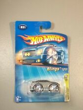 2005 Hot Wheels First Editions #031 Blings Chrysler 300C New Factory Sealed
