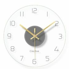 Nordic Wall Clocks Modern Minimalist Round Home Office Decoration Quartz Watches
