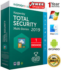 KASPERSKY TOTAL Security 2019  / 1 DEVICE /1 Year / FOR-AMERICA / Download 7.35$