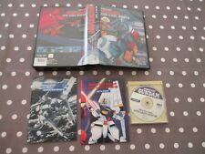 >  GUNDAM HYPER CLASSIC OPERATION FM TOWNS MARTY JAPAN IMPORT COMPLETE IN BOX! <