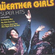 Weather Girls - .. Hits - CD NEU Beste - Its Raining Men Big Girls Don't Cry