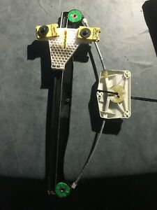 Audi A3 8P rear right window regulator