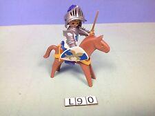 (L90) playmobil chevalier du lys