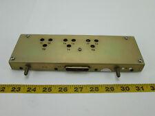 Vintage Dei Amp Amplifier Electronic 200844-90 Surplus Nsn 584000X059341 Sku B T