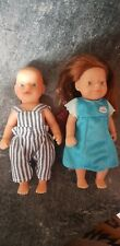 Baby Born Mini World - 2 dolls and clothes
