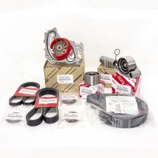 10pcs OEM Timing Belt Water Pump Kit Toyota 3MZFE V6 3.3L for Camry Sienna