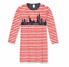 Schiesser Nachthemd Sleepshirt New York Skyline Gr. 128 neu