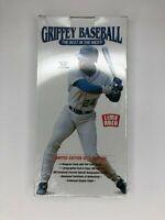 1992 Lime Rock Griffey Baseball 3 Hologram Sealed Signature Card set W/COA