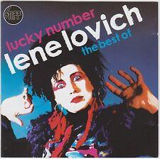 Lucky Number - The Best Of Lene Lovich