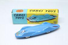 CORGI TOYS 153A * PROTEUS CAMPBELL BLUEBIRD RECORD CAR * 1961 * OVP