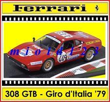 1/43 - Ferrari 308 GTB - Giro Italia Automobilistico 1979 - Die-cast