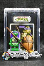 Teenage Mutant Ninja Turtles DONATELLO Custom Carded Display Mini*Figure TMNT