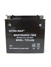 Genuine Ultra Max YTX14-BS, 12V 12AH Motorbike Motorcycle Battery