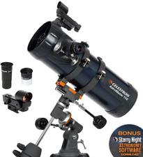 Celestron AstroMaster 114EQ Astronomical Telescope KIT #31042 (UK Stock) BNIB
