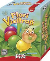 Amigo Flori Vielfraß Ein schönes Spiel für Kinder ab 4 Jahren