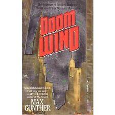 DOOM WIND Max Gunther PB 1987 bnn